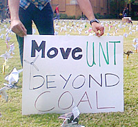 Move UNT (and all campuses) beyond coal