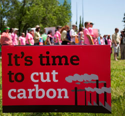 It's Time to Cut Carbon