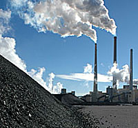 Coal plant for sale
