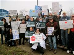 Rally Against FirstEnergy in Columbus