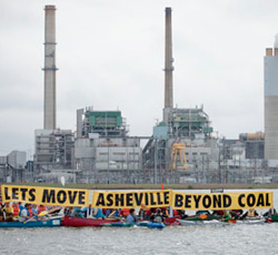 Grassroots Activism: Floating Beyond Coal in North Carolina -- Read more.