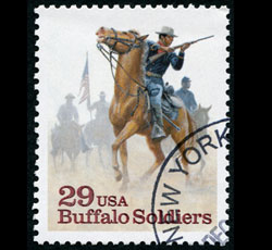 Take Action: Honor Buffalo Soldiers in our National Parks!