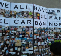 Grassroots Activism: A Wall of Support for Clean Energy