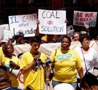 Grassroots Activism: Chicago Rallies Against Coal -- read more