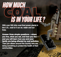 Question: How Much Coal is in Your Life?