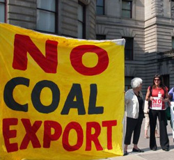 Grassroots Activism: Oregon Says No to Coal Exports -- Read more.