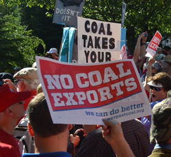 Grassroots Activism: Thousands Speak Out Against Coal Exports, Get Results