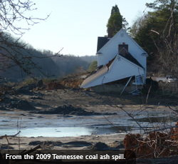 Take Action: Coal Ash Is Threatening Our Water