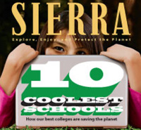 Cool Schools: Sierra Magazine's Top Ten