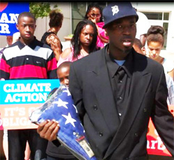 Grassroots Activism: Standing Up to Coal in Detroit