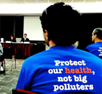 Grassroots Activism: Supporting Carbon Pollution Safeguards -- read more.