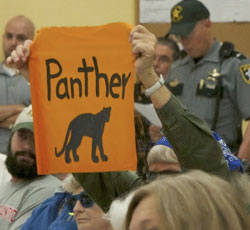 Grassroots Activism: Panthers vs. Big Oil