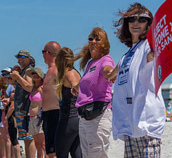 Grassroots Activism: Hands Across the Sand and Land