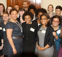 Sierra Student Coalition: Hanging Out with Lisa Jackson (pictured here)