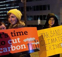 Grassroots Activism: More Than 280 Vigils Against Keystone XL