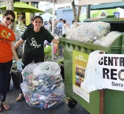 Grassroots Activism: Sierra Club Puerto Recycles Big Time