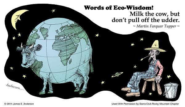 Words of Eco-Wisdom