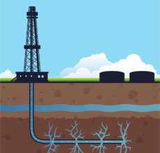 Timeout on Fracked Gas Exports