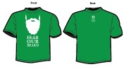 Green Fear the Beard