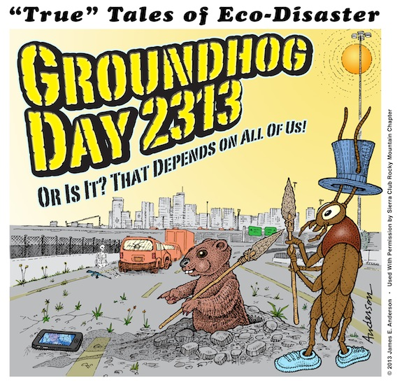 Groundhog Day 2113