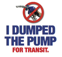 Grassroots Activism: Dump the Pump -- read more.