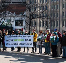 Beyond Coal Indianapolis Launches