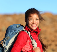 Go backpacking with the Sierra Club