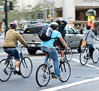 Join the Fun During Bike to Work Week