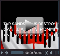 Grassroots Activism: Black Out Against Tar Sands -- read more.