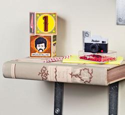 DIY: Book --> Bookshelf