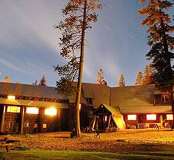 Getaway at Clair Tappaan Lodge