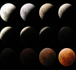 Total Lunar Eclipse Next Week