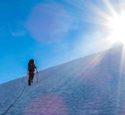 Climbing to Olympus