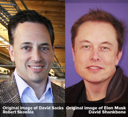 David Sacks and Elon Musk