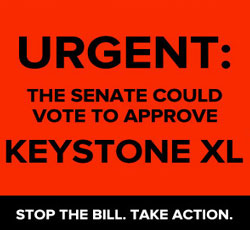 Stop the Senate from Approving KXL