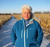Activist Farmer Lynn Henning
