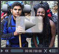 Sierra Club Outdoors Youth Ambassador Kokei Otosi