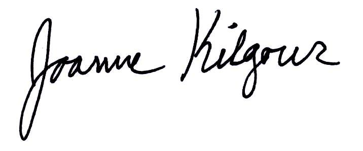 joanne signature