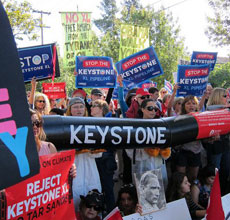 Stop the Keystone XL Pipeline