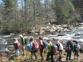 OAK Kids Hiking