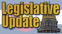 Legislative update graphic