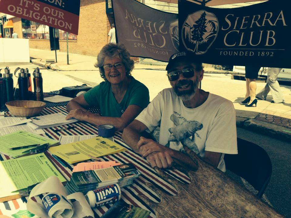 Concord Market Days volunteers