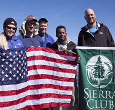 Military History: Sierra Club Service Over the Years
