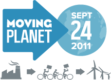 Moving Planet - September 4th
