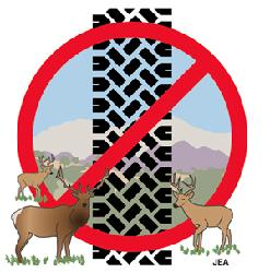 No illegal motorized travel in wild lands!