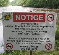 Kalamazoo Oil Spill