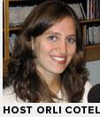 Host Orli Cotel