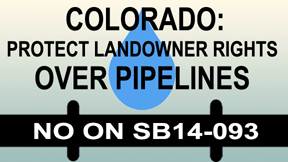 Protect Landowner Rights Over Pipelines