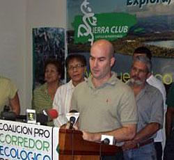 Puerto Rico activist Jorge Rivera-Herrera
