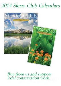 2014 Sierra Club Calendars